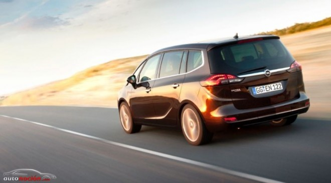 El Opel Zafira Tourer recibirá el motor 1.6 SIDI Turbo de 200 cv