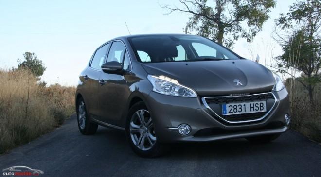 Prueba Peugeot 208 1.2 VTi 82 cv: buscando el jaque al diésel
