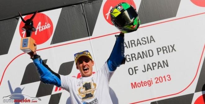 Pol Espargaró: Campeón del Mundo de Moto2