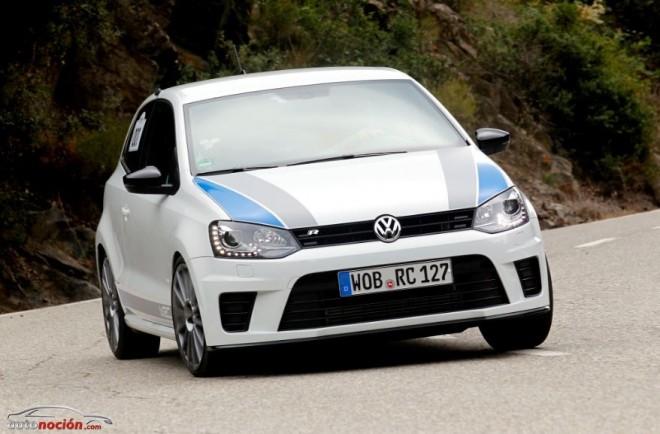 Las primeras unidades del exclusivo Polo R WRC llegan a España