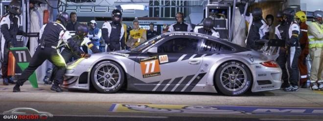 De cirujano a piloto: Patrick Dempsey correrá con Porsche en 2014 y 2015