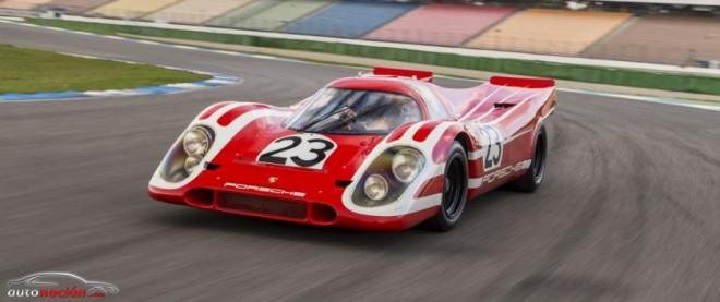 Porsche vuelve a la competición tras 16 años