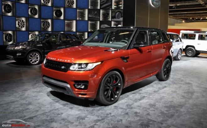 Range Rover y Range Rover Sport, ahora más tecnológico y personalizable