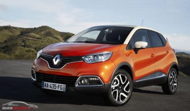 El Renault Captur se erige como líder de su segmento