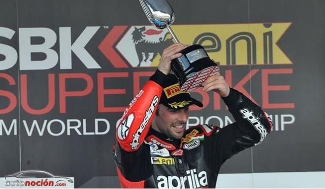 SBK: Laverty logra un doblete en Jerez que le da el subcampeonato