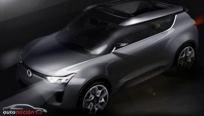 Un rival del Nissan Juke podría ser presentado por SsangYong en Ginebra 2014