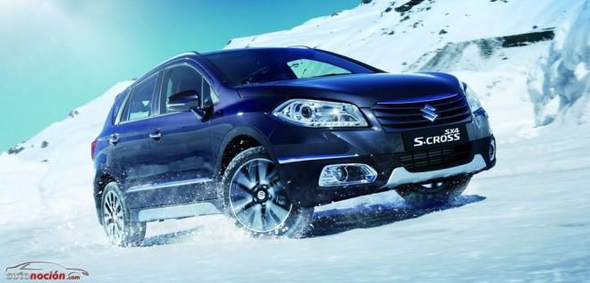 El Suzuki S-Cross se corona con 5 estrellas Euro NCAP