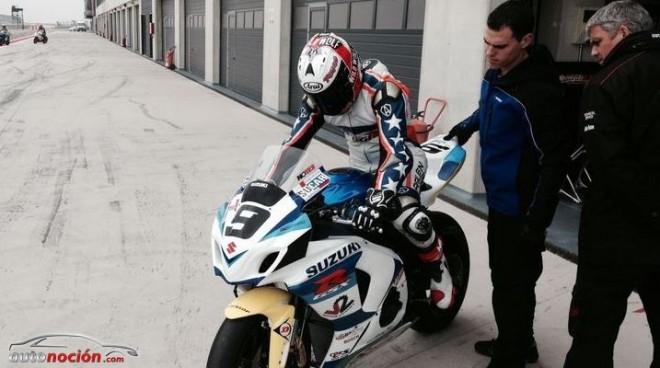 Kenny Noyes ficha por el Team Suzuki Speed Racing