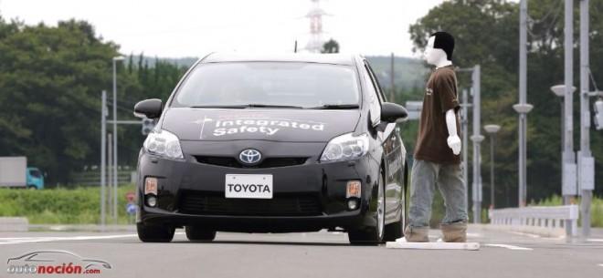 Los peatones ahora pasearán más seguros con el nuevo sistema de Toyota