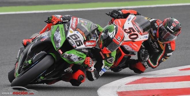 SBK: Sykes impone su ritmo y vence la primera carrera de Magny-Cours