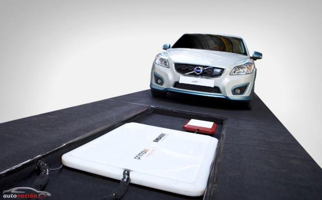 Volvo podría acabar con los cables para cargar los vehículos eléctricos gracias a la carga inductiva