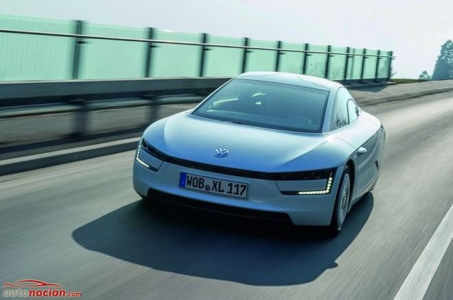 La eficiencia tiene un precio y Volkswagen la ofrece por 123.500 euros en el XL1