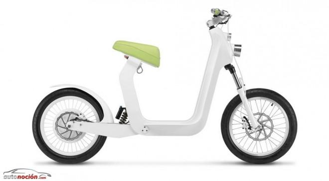 Xkuty One, el primer vehículo eléctrico que se maneja desde tu móvil