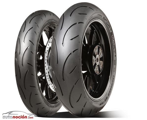 El nuevo neumático Sportsmart2 de Dunlop