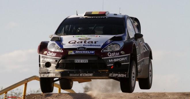 WRC: Thierry Neuville, la revelación del mundial, se debate entre Ford y Hyundai