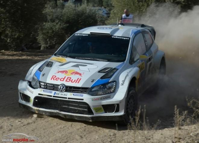 Volkswagen se dirige hacia Gales para disputar el Rallye de Gran Bretaña