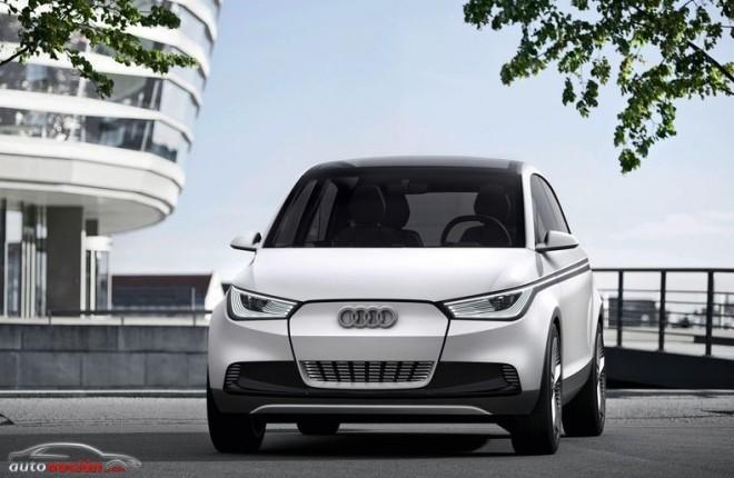 Audi podría estar pensando en el A0: Un derivado del up! más potente y deportivo