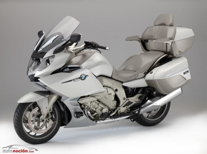 Nueva BMW K 1600 GTL Exclusive