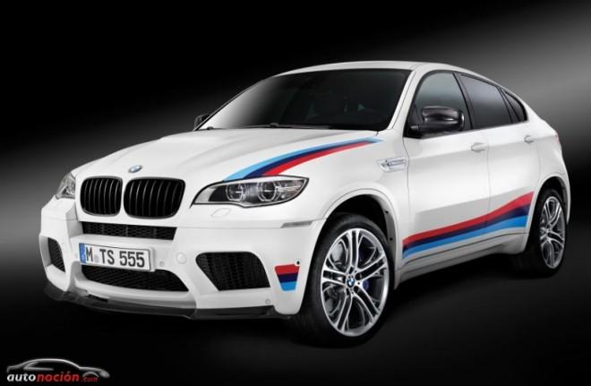 BMW X6 M Design Edition: tan especial que sólo habrá 100 unidades