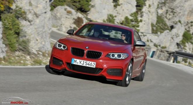 El grupo BMW apenas ha notado la crisis en octubre