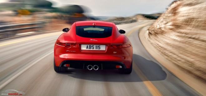 F-TYPE Coupé: El Jaguar de altas prestaciones más dinámico en 75 años