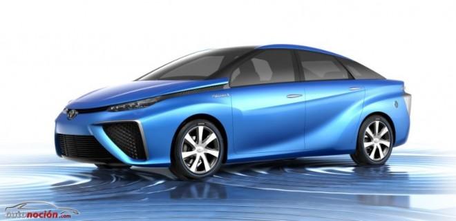 El transporte más futurista de Toyota en el Salón del Automóvil de Tokio