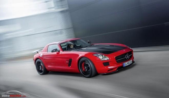 El Mercedes SLS AMG dice adiós desde 225.505 euros