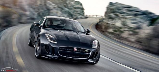 Jaguar F-TYPE R Coupé: El cénit de la gama acelera de 0 a 100 en 4.2 segundos