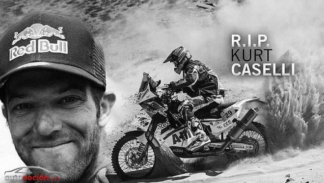 Fallece Kurt Caselli, piloto offroad de KTM