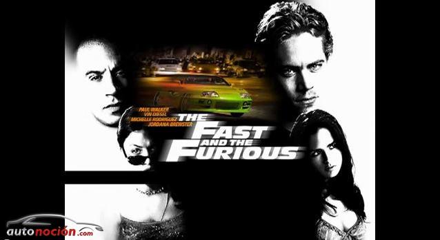 ¿Quieres saber cuáles son los coches de los personajes de Fast&Furious en la vida real?