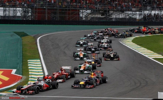 F1: De Austin a Sao Paulo para cerrar la temporada