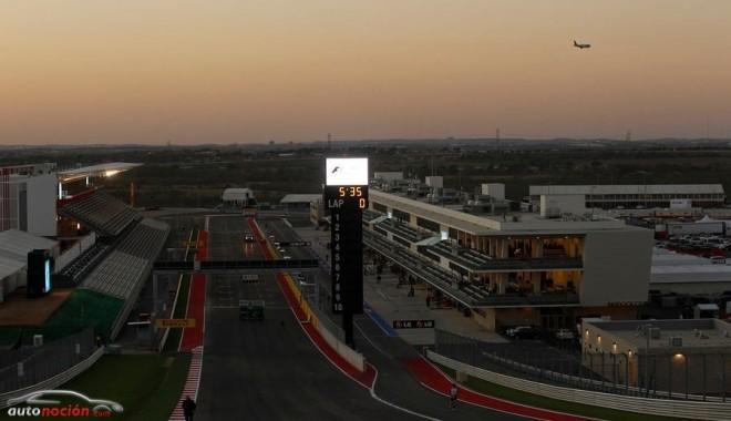 GP EEUU: La F1 se cita por segunda vez en el trazado de Austin