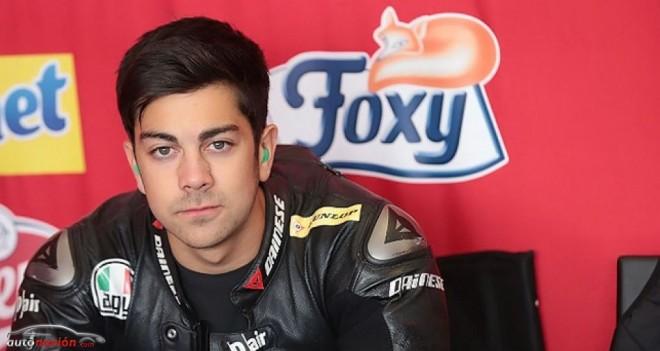 Gino Rea regresa a Moto2 con el AGT Rea Racing