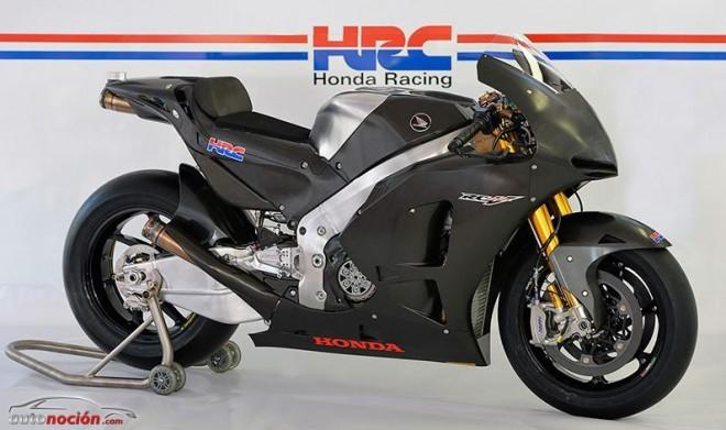 HRC presenta en Valencia la nueva RCV1000R para 2014