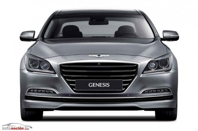 Nuevo Hyundai Génesis: La primera clase de Hyundai