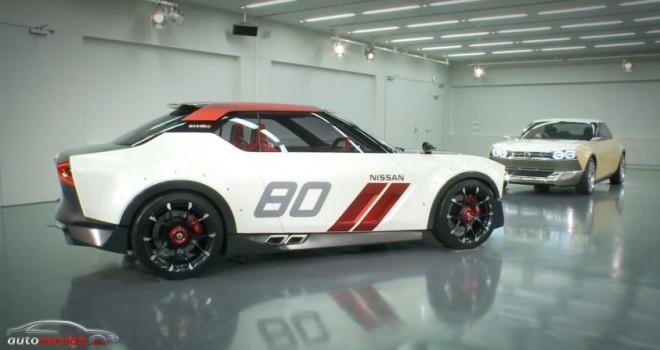 IDx FREEFLOW e IDx NISMO: Lo retro mola y Nissan quiere ofrecerlo en su gama