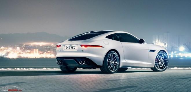 El precio del Jaguar F-TYPE Coupé partirá de los 77.150 euros