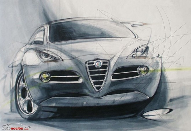 Los planes de Alfa Romeo: Nuevas tracciones, un SUV, una berlina compacta y una de representación