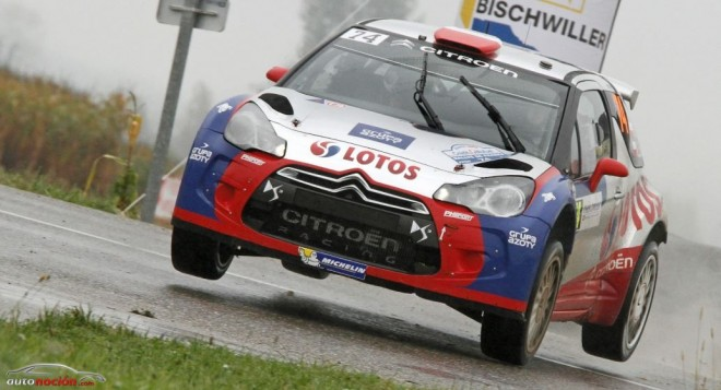 Rally de Gales: Kubica cambia de copiloto y de idioma