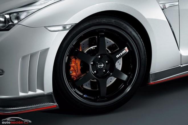 Nissan GT-R Nismo: La función determina la forma para el vehículo fabricado en serie más rápido en Nürburgring