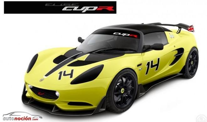 ¿Un coche sólo para circuito por casi 50.000 euros? Lotus Elise S Cup R