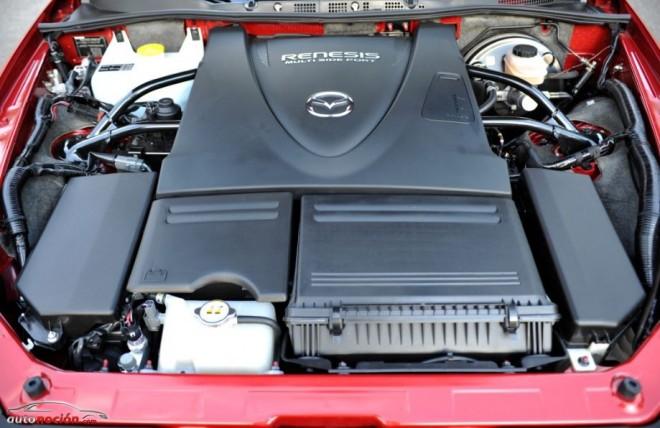 Para Mazda, el motor rotativo está en Stand by, no abandonado