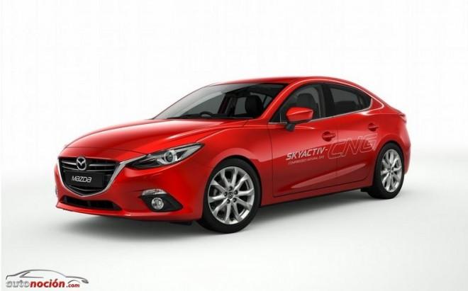Híbrido y gas: Las novedades de Mazda en Tokio