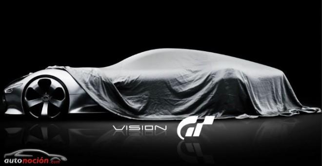 Mercedes-Benz nos abre el apetito por el Gran Turismo 6 con el Vision GT