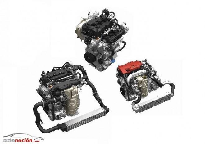 Así son los 3 nuevos motores VTEC de Honda