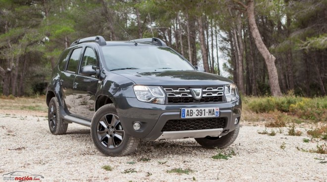 Dacia introduce el Duster 1.2 TCe con tracción total