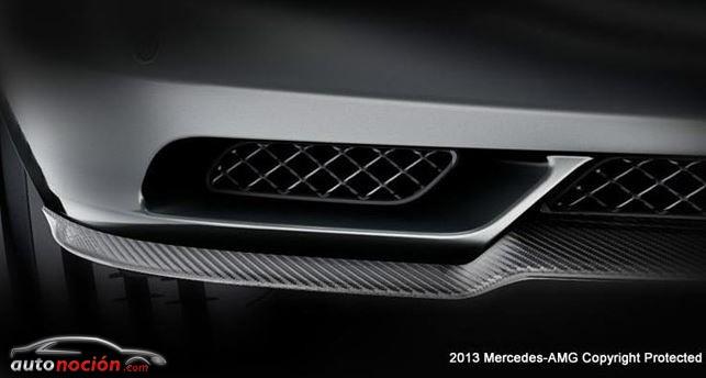 ¿Primera imagen del último Mercedes-Benz SLS AMG?