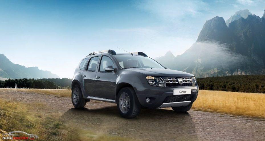 El Renault Duster estrena gama con motores más eficientes: El básico ahora tiene 115 CV