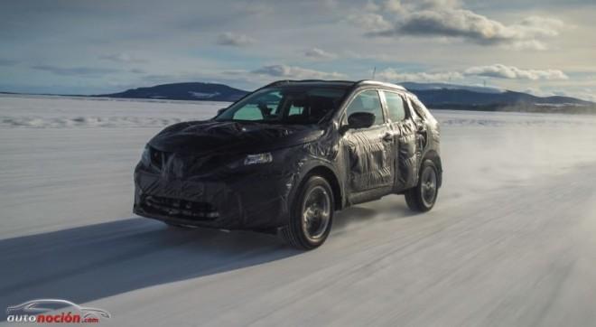 Más detalles e imágenes del nuevo Nissan Qashqai