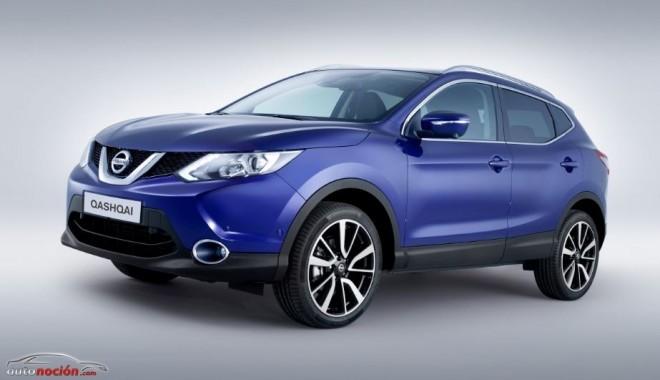 Llévate más en el nuevo Nissan Qashqai  desde 18.200 euros
